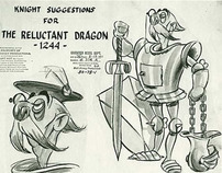 Knight - The Reluctant Dragon