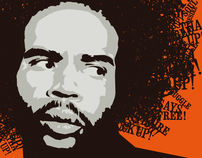 Pharoahe Monch Poster Art