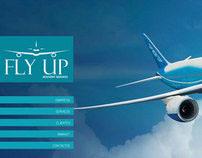 FlyUp Website