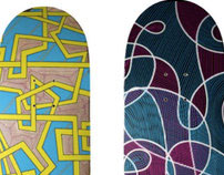 Artsprojekt Skateboards