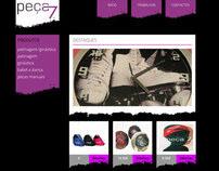 Peça 7 Website