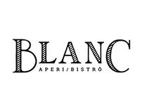 BLANC bistrot (proposta n. 1)
