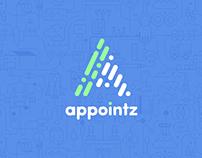 Appointz - Branding & Identity