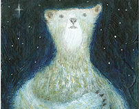 "From group show ""11 ARTISTS OF SANTA CLAUS""2"
