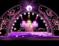 Stage design for utv star