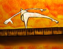 Human, an illusionist