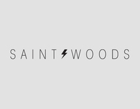 SaintWoods Logo & Stationary