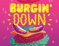 Burgin Down