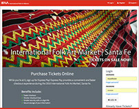 IFAA Ticketing Portal
