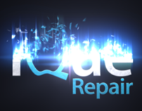 iQue Repair Logo Animation
