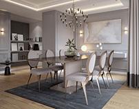 ML loft interior design