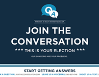 Campaign: Join the Conversation
