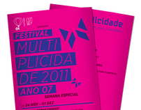 Festival Multiplicidade 2011 _ Semana Especial