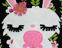 Handmade Felt & Fabric Appliqués