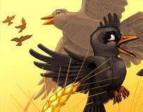 The Adventures of Baraka Blackbird