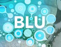 Shedd Aquarium BLU Invitation