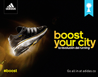 Boost Your City