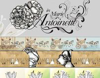 Marie Antoinette :: Motion Graphics and 2D Animation