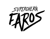 Superchería - Faros (arte de tapa/fanzine)