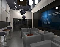 Concept 2 stand VEB to SPIEF 2017