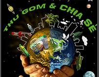 Đội CTXH ĐHKT TPHCM - Thu gom & Chia sẻ - 2010