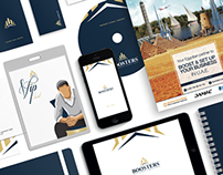 BOOSTERS | Corporate Identity