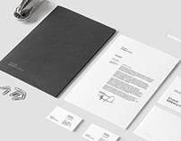 'Studio Kormilitsyn' Visual Identity