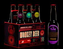 Monkey Week Indie Music Fest / Monkey Beer / Direct Mkt
