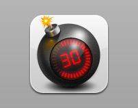 Timed Bomb ... iPhone & iPad Game