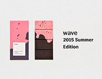 wave chocolate summer edition by VDC