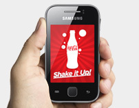 Coca-Cola Shake It Up!