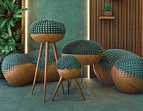 Biomimetic Seats