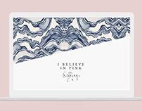 I Believe in Pink - Branding & Web Design