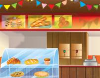 Bakery / draft