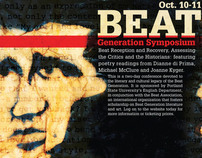 BEAT Generation Symposium