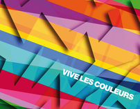 """Vive les couleurs"" CD Cover"