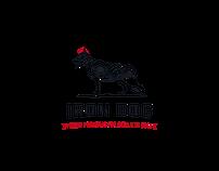 Iron Dog - Logo