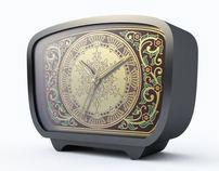 Mestavia Clock / JSDA 2011