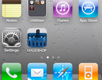 iPhone icon for MAGESHOP
