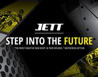 Jett Boots website