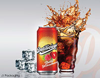 Datilicious // Soft drink