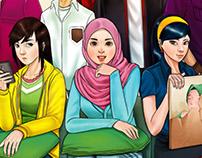Di Ujung Penantian, Miracle Comics Compilation