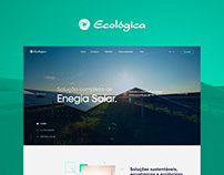 Website - Ecológica
