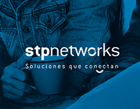 Rediseño Marca STPnetworks