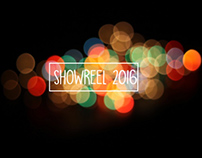 Production Showreel 2016