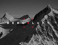 Logo-Design, Animation, UI/UX - Berg + Luft