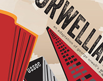 Orwellian Campaign | Web Banners