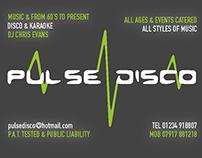 'Pulse Disco' | Branding