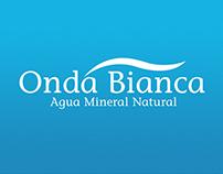 Branding ONDA BIANCA | Mineral Water