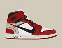Sneaker Illustrations